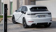 Le Porsche Cayenne hybride rechargeable, le plus puissant de tous