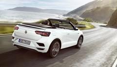 Volkswagen T-Roc : voici le cabriolet