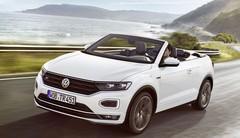 Volkswagen décapote son SUV T-Roc