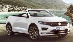 Volkswagen dévoile le T-Roc Cabriolet