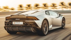 Essai Lamborghini Huracán Evo