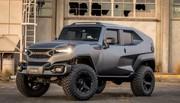 Rezvani Tank (2020) : le 4x4 ultime de 1 000 ch !