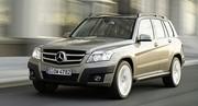 Mercedes GLK 320 CDi : Nouvel arrivant