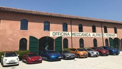 Road-trip en Italie : visite du superbe musée Ferrari de Modène