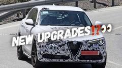 Alfa Romeo Stelvio: le restylage avec une hybridation ?