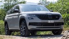 Essai Skoda Kodiaq RS : Un SUV RS pour Routes Sinueuses