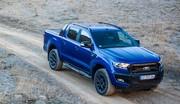 Essai Ford Ranger 3.2D