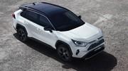 Toyota Rav4 : une version hybride rechargeable en préparation ?