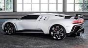 La Bugatti Centodieci dévoile tout