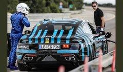 Taycan : Porsche rassure la clientèle sur son endurance