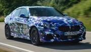 La BMW Série 2 Gran Coupé sous camouflage