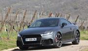 Essai Audi TT 3 RS Coupé (2019) : un 5 cylindres sinon rien !
