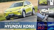 Hyundai Kona Electric : quelle autonomie pour la « petite » batterie ?