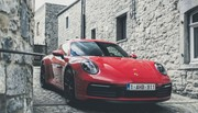 Essai Porsche 911 Carrera S 992