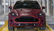 Aston Martin DBX : nouveau teaser