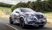 Le futur Nissan Juke 2020 en dévoile davantage
