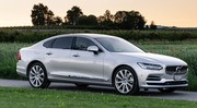 Essai Volvo S90 T8 Twin Engine