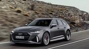 Audi dévoile sa nouvelle RS 6