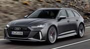 Audi dévoile la nouvelle RS6