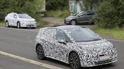 Les futures Volkswagen ID.3 et ID Crozz surprises ensemble