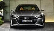 Audi Rs6 Avant (2020) : Attention place au monstre !