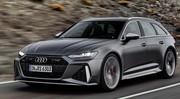 La nouvelle Audi RS6 est là, et elle n'est vraiment pas contente