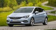 Opel Astra restylée (2019) : prix à partir de 22 700 €