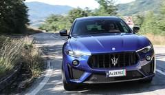 Essai Maserati Levante GTS & Tropheo : Le Trident le plus performant