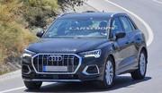 Un Audi Q3 électrifié dans les tuyaux ?