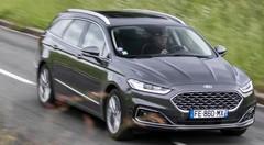 Essai Ford Mondeo SW Hybrid : Ouvrir la voie
