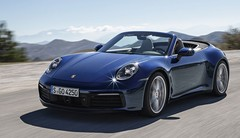 Essai Porsche 911 992 S Cabriolet