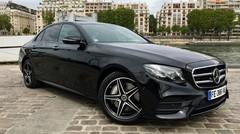 Essai Mercedes E300 de : électrique et diesel, l'outil parfait des gros rouleurs ?