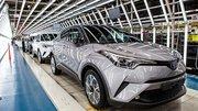Volkswagen et Toyota dominent les ventes mondiales