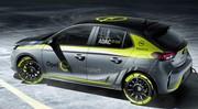 Opel dévoile une Corsa de rallye électrique