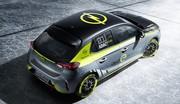 Opel Corsa e Rally 2020 : La première voiture de rallye électrique