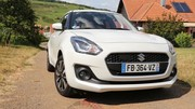 Essai Suzuki Swift 1.0 Boosterjet pack SHVS