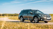 Subaru Outback Outdoor Edition : série limitée avantageuse