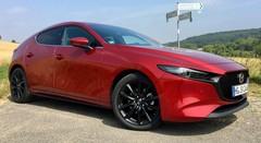 Essai Mazda 3 Skyactiv-X : le moteur thermique du futur
