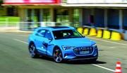 Essai mesuré : Le SUV électrique Audi e-tron passé au crible