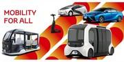 Des concepts Toyota électriques pour les JO 2020