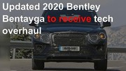Bentley Bentayga : facelift en vue