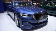 Alpina ne préparera pas les tractions BMW