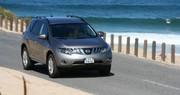Au volant du Nissan Murano II