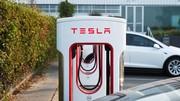 Tesla : 72 GWh de recharge en un seul mois dans le monde grâce aux superchargeurs