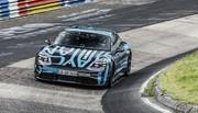 Un record pour la Taycan au Nürburgring