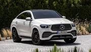 Mercedes GLE Coupé 53 AMG : concentré de technologie