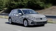 Volkswagen Golf 8 : voici le premier teaser officiel