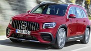 Révélation du Mercedes-AMG GLB 35 4Matic