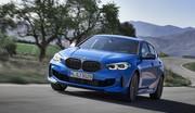 Essai BMW Série 1 2019