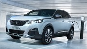 Peugeot 3008 Gt Hybrid4 (2020) : 300 ch 4 roues motrices et hybride rechargeable